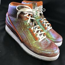 d3180c60569eb Nike Air Python Premium Iridescent Shoes, Metallic Tawny- Sz 10 (705066-202