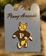 Pinny Arcade PAX South 2020 Chad Varsity Kemper Pin Letterman Jacket Cat Mascot