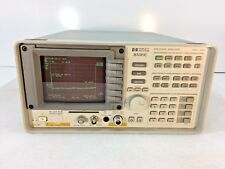 HP Agilent 8591E Spectrum Analyzer 9kHz to 1.8GHz - TESTED - Ships Today!
