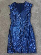 FCUK Blue Sparkle Dress