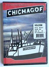 "Volcom's ""Chicgagof, A Veeco Skateboarding Movie"" Video Dvd, New, 2004"