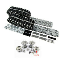 MATO Metal Tank Track Set for Heng Long 1/16 3889-1 Leopard 2 A6 RC tank