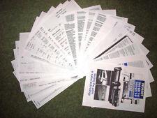 Peugeot Paper Car Service & Repair Manuals