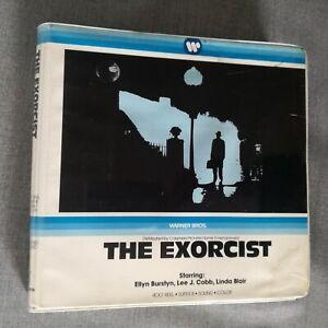 Super8 film The Exorcist 400ft reel Original WB 1970s clamshell case