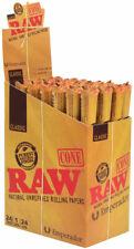 "24pk Display - RAW Classic 9"" Emperador Cones"