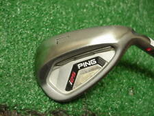 Ping I25 Lob Wedge Red Dot CFS Steel Stiff Flex