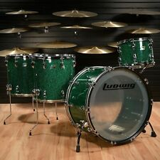 Ludwig Vistalite Green Sparkle Brand New