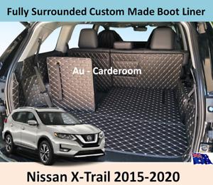 Nissan X-Trail XTrai 2015-2020 Custom Made Trunk Boot Mats Liner Cargo Mat Cover