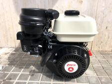 Motore a scoppio Zanetti 4t 6,5 6,8 hp albero conico Lombardini per motozappa