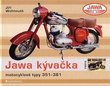 Book - Jawa Kyvacka 250 350 History Model Range - Motorrader - Wohlmuth - Yezdi