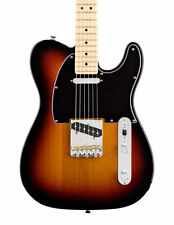 Guitares électriques sunburst