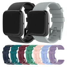Replacement Wristband Soft Silicone Watch Band Strap For Fitbit Versa 2 1/Lite