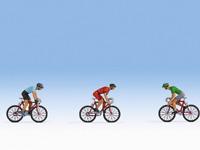 NOCH H0 15897 Rennradfahrer - NEU + OVP