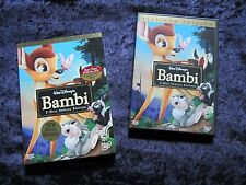 Bambi (DVD, 2005, 2-Disc Set, Special Edition/Platinum Edition)