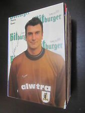 44318 Pierre Esser Eintracht Trier original signierte Autogrammkarte