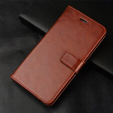 Leather Wallet Card Holder Flip Cover Case For Samsung Galaxy Note 8 iPhone X 8+