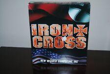 "Iron Cross  3,5"" Disk (PC, 1994, Big-Box) 386 Compatible"
