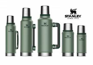Stanley Classic Vacuum Bottle Flask Green 1.9L/1.4L/1L/750ml/470ml