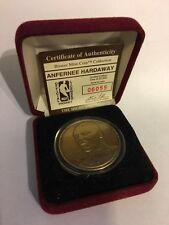 """Anfernee Hardaway """"The Highland Mint"""" Bronze Coin #06055"""