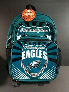 PHILADELPHIA EAGLES Backpack & Insulated Lunch Kit  NEW!