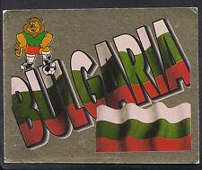 Merlin Football Sticker - UEFA Euro 1996 - No 117 - Bulgaria Badge