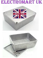 Proyecto de electrónica de fundición de aluminio Caja Caja 120 X 95 X 34MM