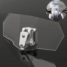 MOTO UNIVERSALE Parabrezza deflettore MOTO PARABREZZA PARABREZZA KIT