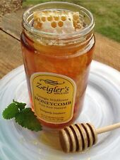 Honeycomb Wildflower Unfiltered Honey 1lb All Natural