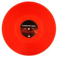 Native Instruments Traktor Scratch Control Vinyl MK2 Replacement - Red