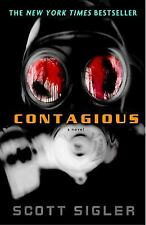 Contagious by Scott Sigler (2009, Paperback)