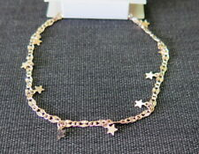 Star Anklet from Colette New Pretty Musk Fine