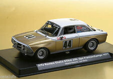Fly A1104 Alfa Romeo GTAm - Spa Francorchamps 1971 REF 88215