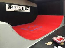 4ft Half Pipe ( Skate / Ramp / Mini / Scooter / BMX / 1/2 pipe / Ramps )