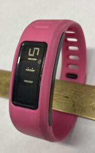 Garmin Vivofit Activity Tracker Pink Small Band Running
