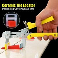 Wall Floor Tile Leveling System Leveler Tile Paving Spacers Hot Tools E7S6