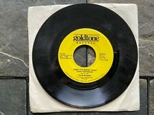 Turner Bros Haven'T Seen Mary/Need You More Today *Rare* 45 Record Item #4290