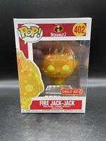 Funko POP! Disney Pixar Incredibles 2 Fire Jack-Jack #402 Target Exclusive D