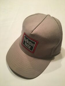Burlington Route Railroad Baseball Hat Cap
