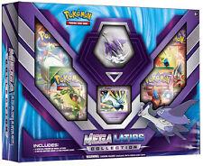 Pokemon TCG Mega Latios EX Figure Collection Box Free Shipping New & Sealed