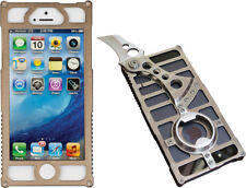 TactiCall Alpha 1 Desert Tan AP1T iPhone 5 Case with Knife and Bottle Opener. Me