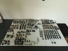 Warhammer WFB OOP plastic 4e Empire Orcs Dwarfs Chaos Elves Skaven Lizardmen