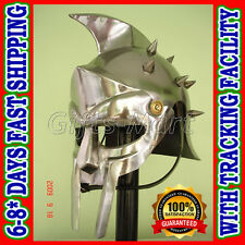 Gladiator Helmet  Armor For Sale  Medieval Helmets For Sale  Medieval Costumes