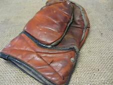 Vintage Leather Canada Goalie Hockey Glove > Antique Old Sports Equipment 9018
