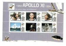 VINTAGE CLASSICS - Sierra Leone 1728 Apollo XI - Sheet Of 6 - MNH