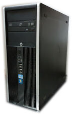 HP Compaq Elite Convertible Minitower PC i5 2400 2GB 250GB Dual NVS 295 WIN 10