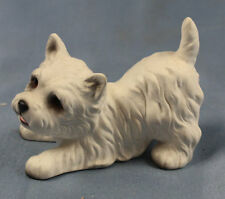 Westie hund porzellan hund Terrier Royal Präsente hundefigur Porzellanfigur HK s