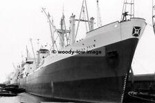 rp3341 - Palm Line Cargo Ship - Katsina Palm , built 1957 - photo 6x4