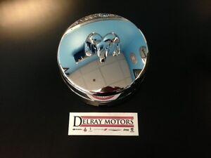 REAR WHEEL CHROME CENTER CAP 2003-2013 DODGE RAM 3500 DUALLY. BRAND NEW!