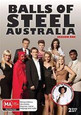 Balls Of Steel Australia : Season 1 (DVD, 2011, 2-Disc Set)