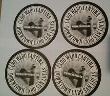 Cabo Wabo Cantina Coasters Sammy Hagar